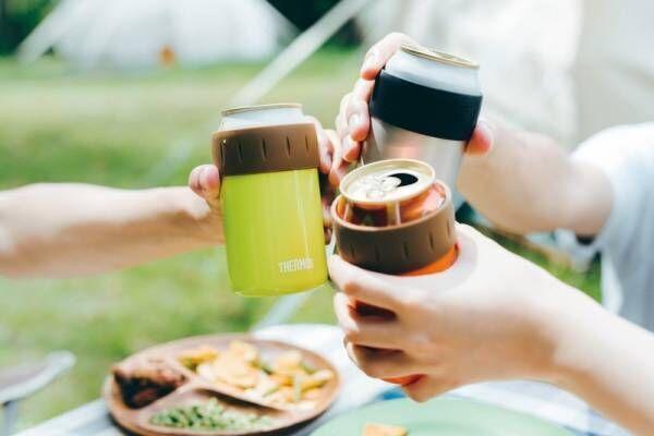 〔サーモス〕から新アイテム登場!春ピクニックを満喫できる便利セット♪