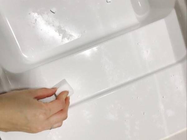 【お掃除ドリル#9 洗面台編】朝を気持ちよく迎えるために!洗面台の5分掃除とコーティングのコツ