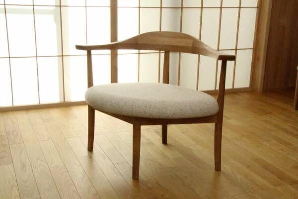 「10センチ低い椅子」で狭いリビング・ダイニングにさよなら。部屋が広く見えるローアングルな暮らしを始めよう!