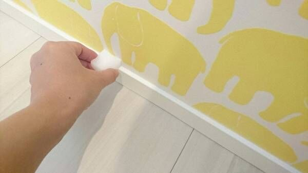 壁紙の掃除、忘れていませんか?こまめにやりたい日々のお手入れ方法