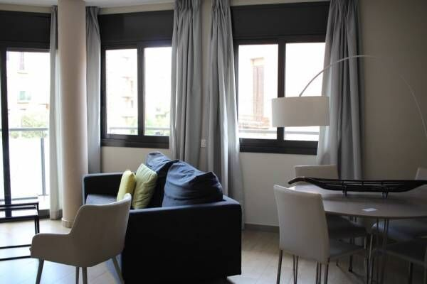 【ねこのふらり一人旅 #19】バルセロナで「サービスアパート」に泊まる