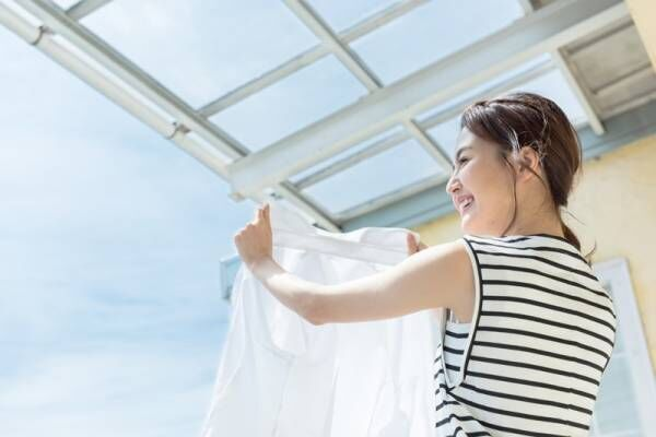 大切な服を虫食いから守るための「衣替え」のタイミングはいつが正解?