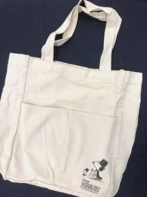 【BAILA5月号】ヘビロテ決定!スヌーピーのトート☆雑誌の付録レビュー