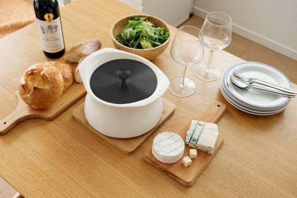 デザイン性と機能性を追求した日本生まれの無水鍋《ベストポット》がデビュー