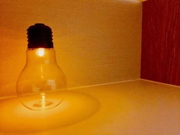 【セリア】ワンランク上の夜を演出!100均で見つけたインテリアライト