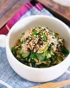 5月27日は小松菜の日!さっぱりおいしい簡単レシピ3選♪