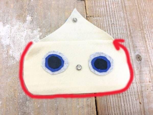 切って、貼って、縫うのはちょこっと!余ったフェルトで簡単小物作り