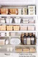 冷蔵庫整理を極める!スッキリ収納と使いやすさを叶えるアイデア特集