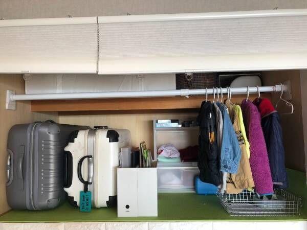 意外に難しい押入れの収納アイデア集。奥ゆきと高さはこう活用する!