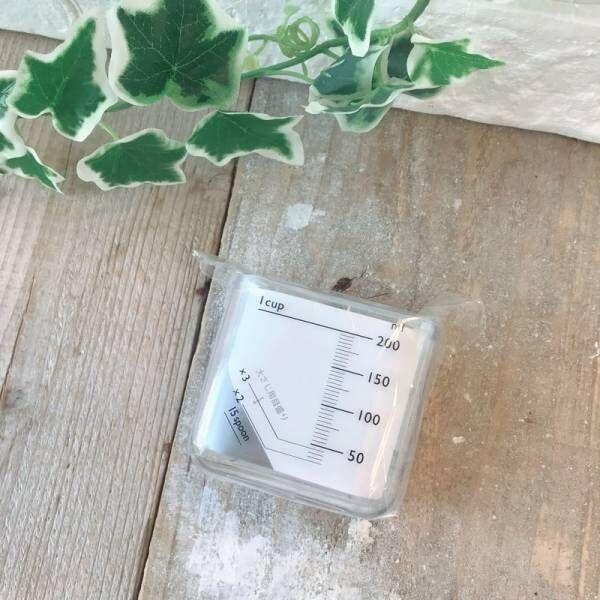 【今週のLIMIA推し】スタイリッシュで使い勝手のいい〔KEYUCA〕の計量カップ。驚きの便利ポイントが♡
