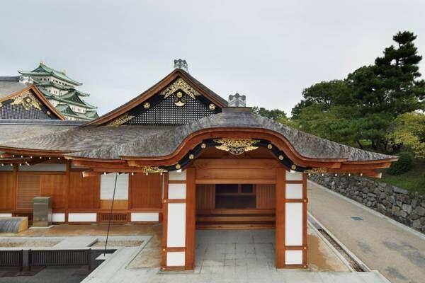 400年前にタイムスリップ!豪華絢爛「名古屋城本丸御殿」が完成