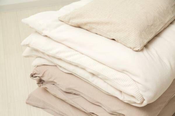これで解決!かさばる布団の収納が楽になる簡単アイデアをご紹介♪