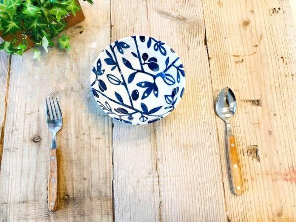 〔ニトリ〕の《オリーブ》シリーズで食器をそろえて食卓を華やかに♪