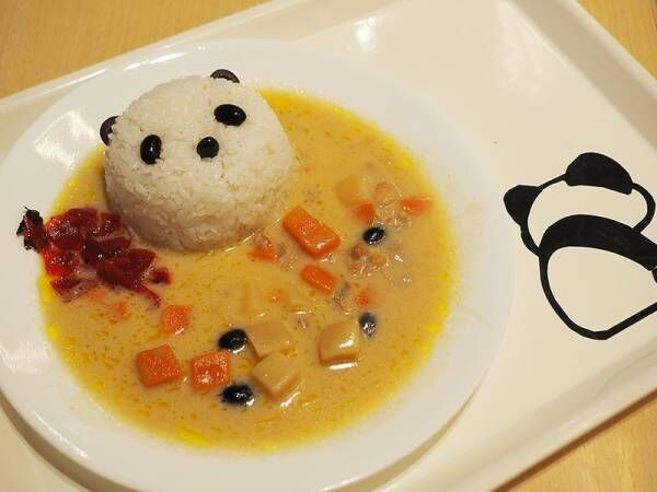 ぜんぶかわいい!上野で食べたいパンダグルメとパンダ土産
