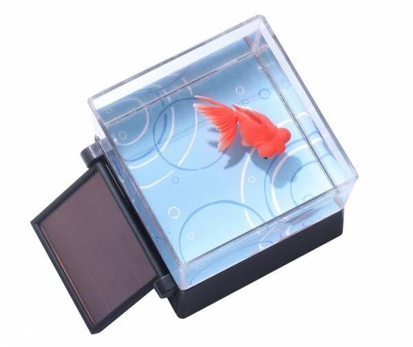 〔タカラトミーアーツ〕から新発売!夏にぴったりな《ひかりとみずのカラクリ金魚》で癒やされる♪