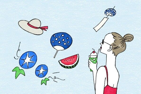 【LIMIA歳時記】7月は「文月」。本格的な夏の到来です