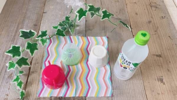 100均でそろえる夏の必須アイテム☆ペットボトル用コップは1人1つ持ちがマスト!
