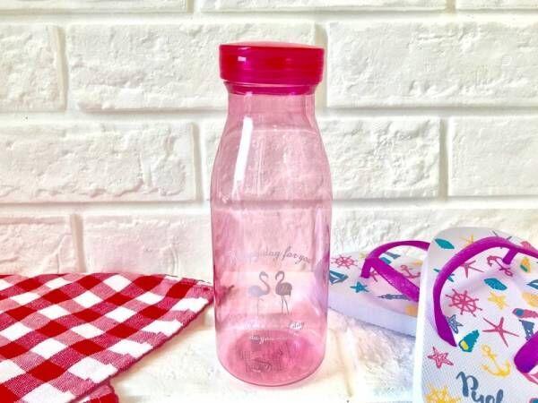 【今話題】定番から話題のミルクボトル型まで100均のタンブラーがかわいい!