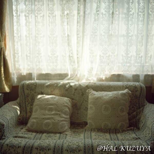 【あの人の部屋 #5】懐かしい香りの部屋に差し込む、午後の光