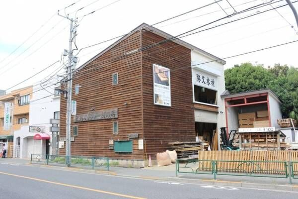 DIYにピッタリの木材が1本100円から手に入る!?誰でも気軽に立ち寄れる明治創業の材木屋のココが凄かった!