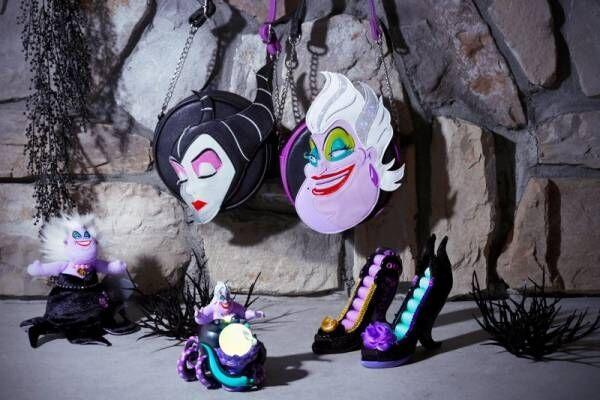 〔ディズニーストア〕からハロウィーン関連商品が登場!「ヴィランズ」や『ふしぎの国のアリス』をモチーフにしたグッズをご紹介