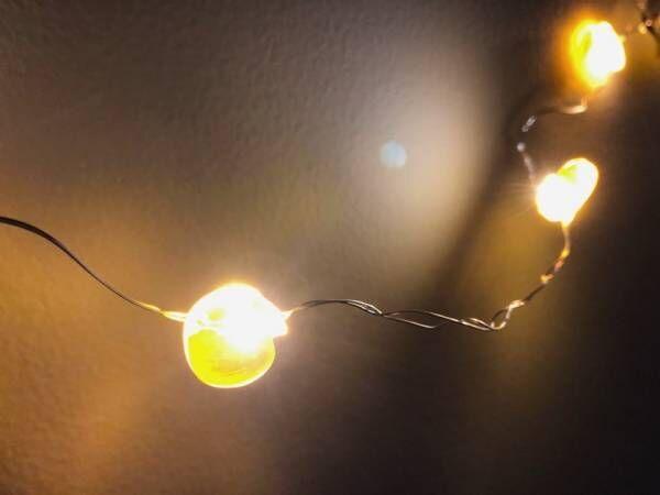 【セリア】ホームパーティーを照らそう☆ハロウィンライト2種