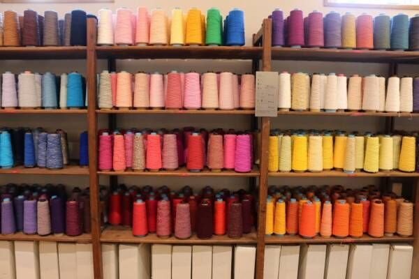 はじめての『さをり織り』に挑戦!誰でも1日でマフラーがハンドメイドできる〔手織工房じょうた〕