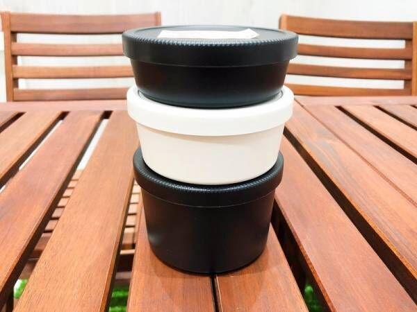 シンプルなデザインとフォルムがかわいい♡〔無印良品〕の《丸型弁当箱》が便利で使いやすい