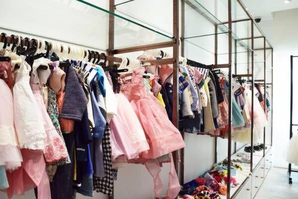 トレンドのキッズ服でスタイリング! フォトスタジオ〔LOVST BY NARUMIYA〕横浜みなとみらいにオープン