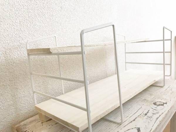 【100均】棚を簡単DIY!すぐ作りたくなるアイデア集♪