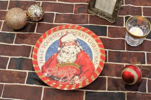 クリスマスパーティーのお皿はこれに決まり♡〔ダイソー〕のオシャレすぎるペーパープレートでおもてなし
