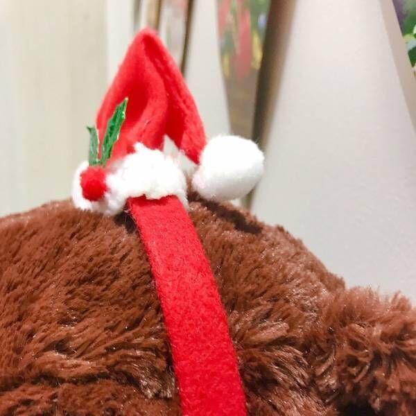 【セリア】仮装するならサンタ派?トナカイ派?クリスマスパーティーをよりいっそう楽しもう♡