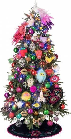 Francfrancでひと味違ったクリスマス☆ちょっぴりダークで大人かわいいインテリアが大集合!