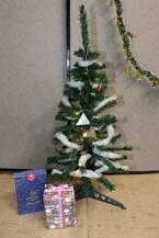 【1,000円以内のクリスマスツリー!】100均グッズだけで誰でも作れる!?プチプラクリスマスツリーを作ってみました♪