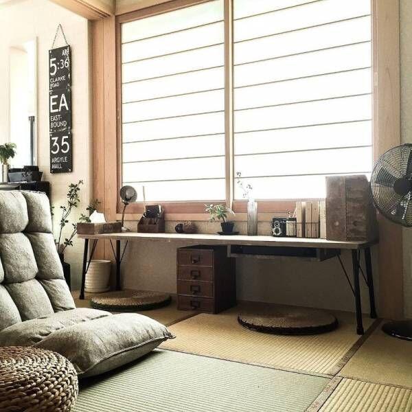 【DIY】アレンジ自由自在!用途に合わせてオリジナルの机を作ろう