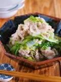 【今日のごはん】フライパンに重ねて蒸すだけ♡豚バラと白菜の塩だれ蒸し(2018/12/11)