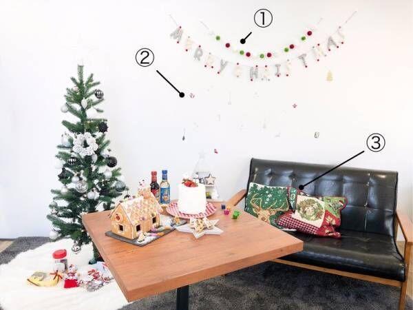 【クリスマス集大成】LIMIAでパーティーをやってみた♪モノトーンコーディネートに挑戦!