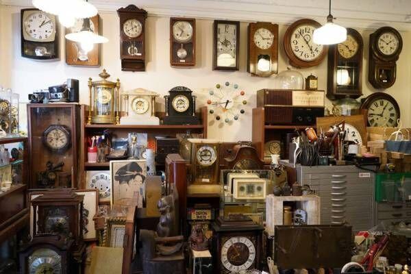 骨董好き必見!魅力的なアンティーク時計がそろった西荻窪〔とらいふる〕に行ってきた!