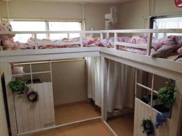 あこがれのロフトベッドをDIY♪子供心をくすぐる秘密基地の作り方まとめ