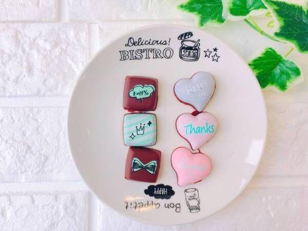 お菓子作りからラッピングまで!オシャレバレンタインが100均アイテムで叶う♡