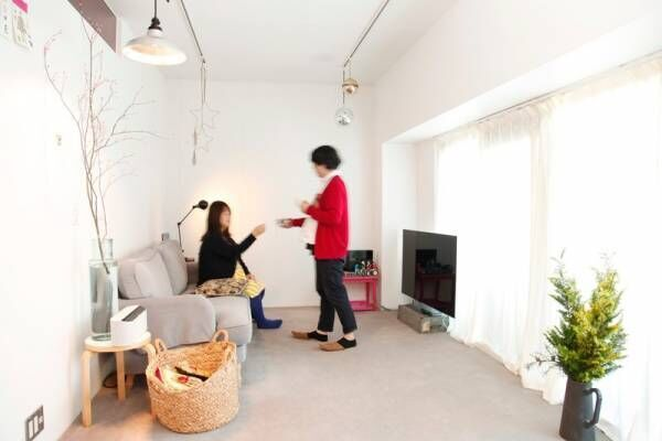 セレクトオーダー式のリノベーションで、お家を自分好みのギャラリーに【我が家の暮らし #10】