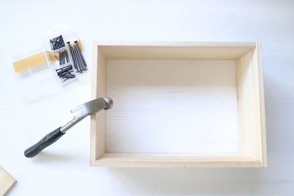 おうち時間が長くなる冬にピッタリ!簡単DIYで小さなドリンクバーを作ろう!