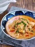 【今日のごはん】寒〜い冬にピッタリ!もやしと豆腐のうま辛♡坦々スープ(2019/01/23)