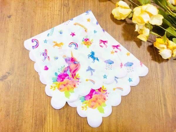 〔Can☆Do〕の虹色ユニコーングッズが春のホムパにぴったり♡