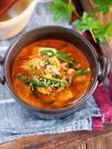 【今日のごはん】食べ飽きない味わい☆豆腐とキムチのコクうま味噌スープ(2019/02/20)