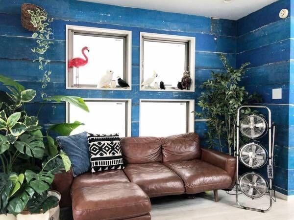 【DIY】いなざうるすさんが夢中!壁紙や床材にハマると暮らしはこんなに楽しくなる♪