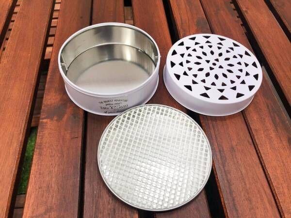 【3COINS】蚊取り線香や虫除けプレートをおしゃれに♪カバーをつけて生活感をなくそう!
