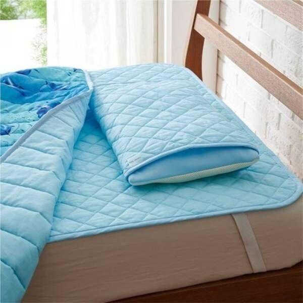 夏は〔セシール〕の寝具でひんやり。天然成分「キシリトール」で加工したアイテムって?