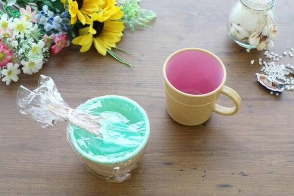 【セリア】飾っても使ってもかわいい!夏はアイス型カップ&マグで遊び心を楽しもう♪