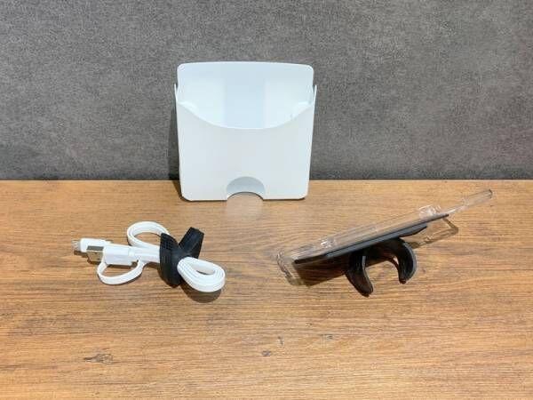 【キャンドゥ】モノトーンがおしゃれ!スマートな収納や持ち歩きに便利なモバイルグッズ